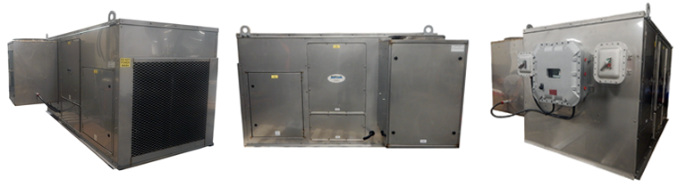 Northern Air Systems Roof Mount Units