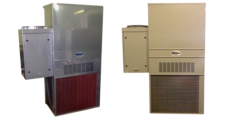 Modified Explosion Proof HVAC Units