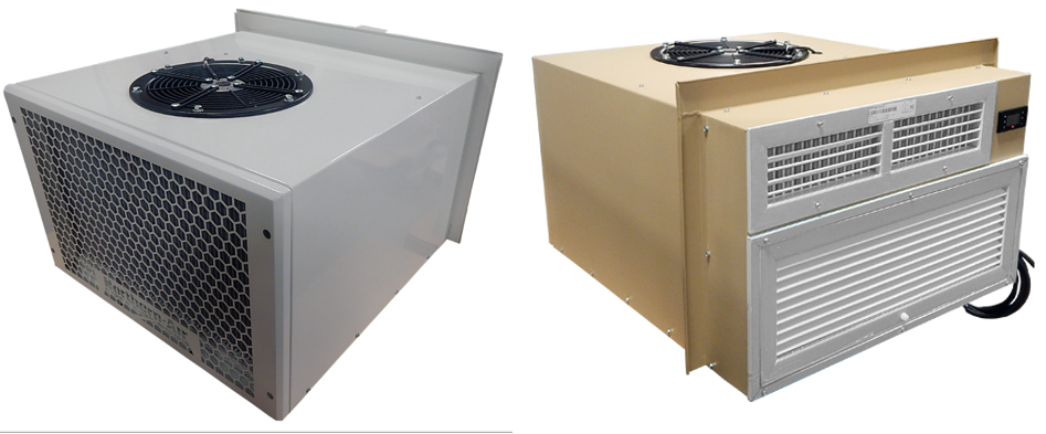 Rugged Through The Wall Window HVAC Units | Northern Air Systems
