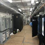 Data Center and Switch Gear Building HVAC Cooling